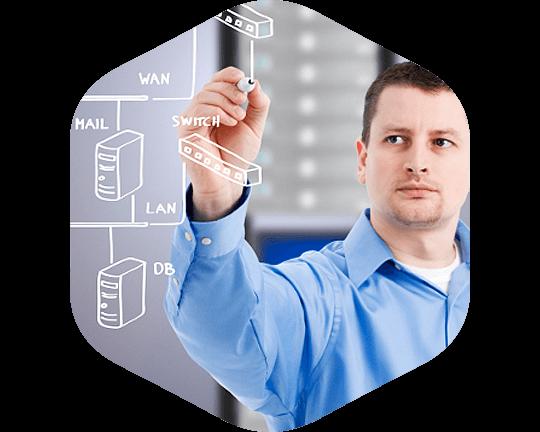 Fácil integração Total com ERPs