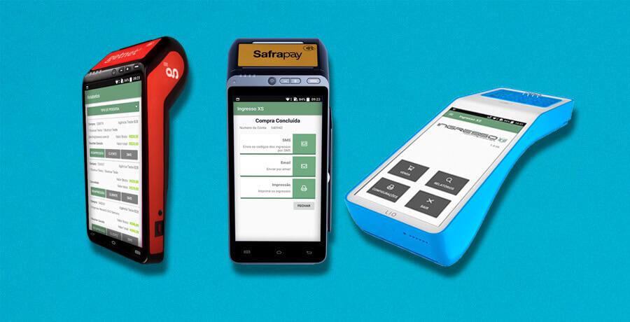 App Ingresso XS para Smart POS
